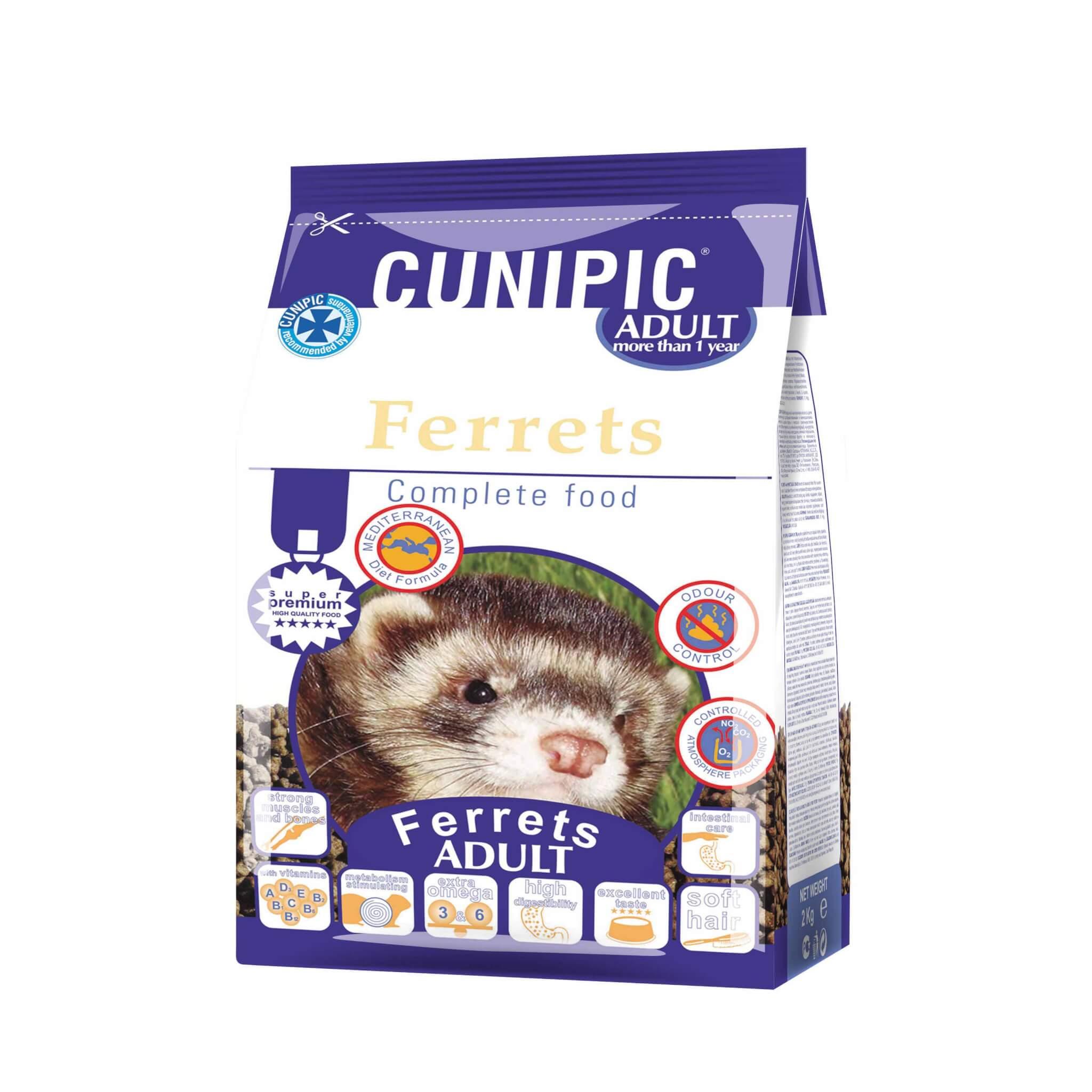 Snacks para hurones Cunipic dulkiss bacon 8 grs Productos para ...