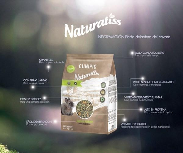 Naturaliss: alimentación natural para pequeños mamíferos 21